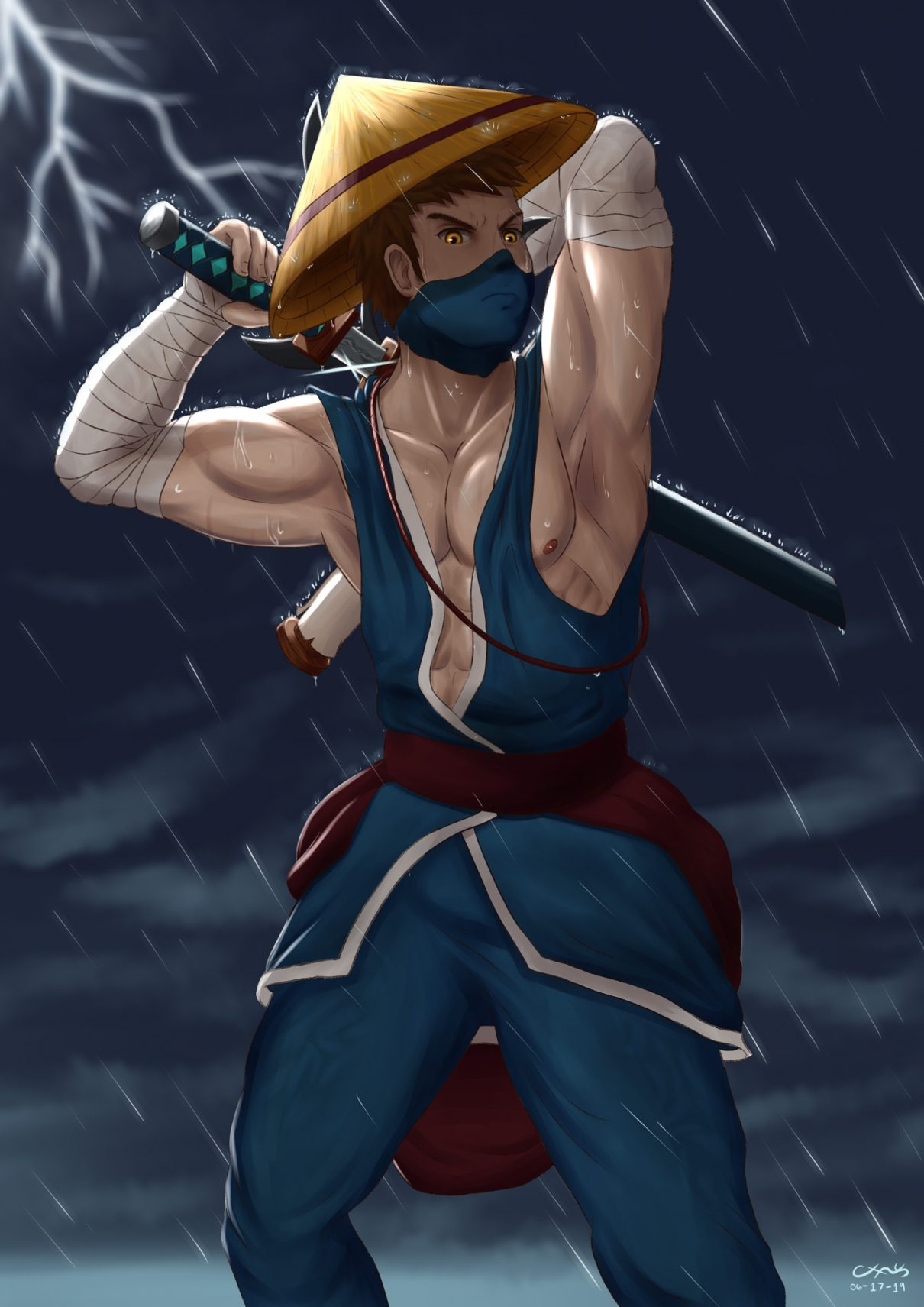Ninja_run by AesopB3EF